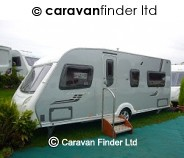 Swift Conqueror 540 2009  Caravan Thumbnail