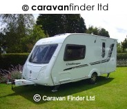 Swift Challenger 480 2010  Caravan Thumbnail