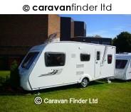 Swift Charisma 540 2010  Caravan Thumbnail
