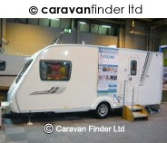 Swift Charisma 560 2010 4 berth Caravan Thumbnail
