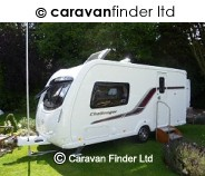 Swift Challenger 480 2011  Caravan Thumbnail