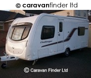 Swift Challenger 540 2011 4 berth Caravan Thumbnail
