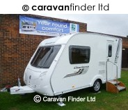 Swift Charisma 220 2011  Caravan Thumbnail