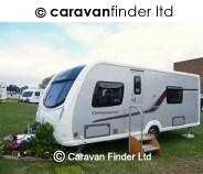 Swift Conqueror 570 2011 4 berth Caravan Thumbnail