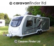 Swift Conqueror 645 2011 4 berth Caravan Thumbnail