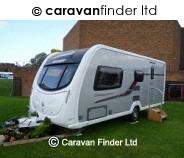 Swift Conqueror 530 2012  Caravan Thumbnail
