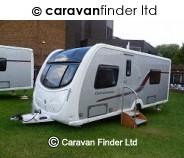 Swift Conqueror 565 2012  Caravan Thumbnail