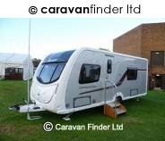 Swift Conqueror 570 2012  Caravan Thumbnail