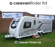 Swift Conqueror 645 2012  Caravan Thumbnail