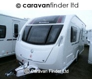 Swift Kudos 442 2012 2 berth Caravan Thumbnail