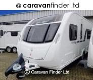 Swift Archway Hartwell 2013  Caravan Thumbnail