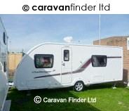 Swift Challenger 565 SE 2013 4 berth Caravan Thumbnail