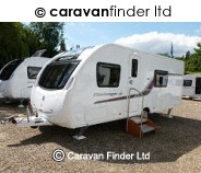 Swift Challenger 570 SE 2013 4 berth Caravan Thumbnail