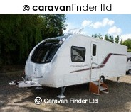 Swift Challenger 580 SE  2013 4 berth Caravan Thumbnail