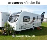 Swift Conqueror 530 2013 4 berth Caravan Thumbnail