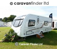 Swift Conqueror 570 2013 4 berth Caravan Thumbnail