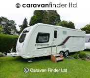 Swift Conqueror 645 2013  Caravan Thumbnail