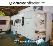 Swift Fairway 524 2013 4 berth Caravan Thumbnail