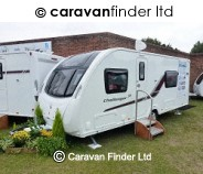 Swift Challenger 565 SE 2014 4 berth Caravan Thumbnail
