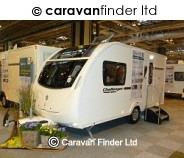 Swift Celebration 442 2014 2 berth Caravan Thumbnail