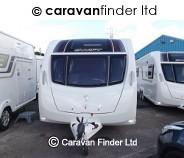Swift Challenger Sport 554 2014  Caravan Thumbnail