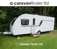 Swift Challenger Sport 584 2014 4 berth Caravan Thumbnail