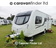 Swift Conqueror 530 2014  Caravan Thumbnail