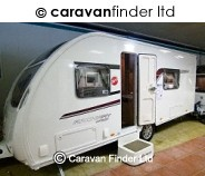 Swift Lifestyle 4 FB 2015 4 berth Caravan Thumbnail