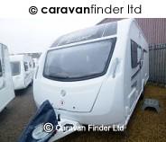 Swift Archway Sport Twywell 2014  Caravan Thumbnail