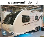 Swift Challenger 640 2015 4 berth Caravan Thumbnail