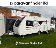 Swift Challenger SE 530 2015 4 berth Caravan Thumbnail