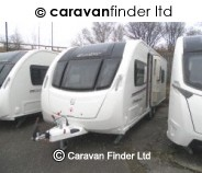 Swift Challenger SE 640 2015 4 berth Caravan Thumbnail