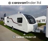 Swift Challenger Sport 586 2015 6 berth Caravan Thumbnail
