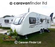 Swift Challenger Sport 640 2015 6 berth Caravan Thumbnail