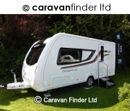 Swift Conqueror 480 2015 2 berth Caravan Thumbnail