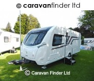 Swift Elegance 580 2015 4 berth Caravan Thumbnail
