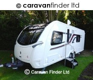 Swift Elegance 630 2015  Caravan Thumbnail