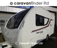 Swift Archway Woodford 2016  Caravan Thumbnail