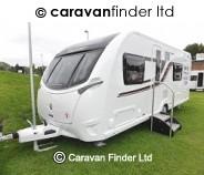 Swift Conqueror 570 2016  Caravan Thumbnail