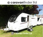 Swift Conqueror 645 2016 4 berth Caravan Thumbnail