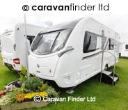 Swift Elegance 570 2016  Caravan Thumbnail
