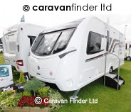 Swift Elegance 580 2016  Caravan Thumbnail