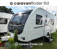 Swift Challenger 565 2017 4 berth Caravan Thumbnail