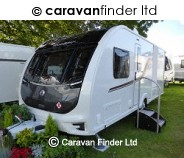 Swift Challenger 580 2017 4 berth Caravan Thumbnail