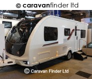 Swift Challenger 590  2017 6 berth Caravan Thumbnail