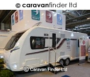 Swift Conqueror 650 2017 4 berth Caravan Thumbnail