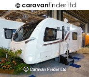 Swift Elegance 565 2017 4 berth Caravan Thumbnail