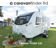 Swift Elegance 645 2017  Caravan Thumbnail