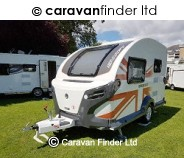 Swift Basecamp 2018 2 berth Caravan Thumbnail