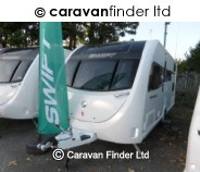 Swift Castle Rhuddlan 2018 6 berth Caravan Thumbnail